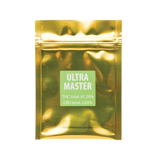 Green Gold Shatter Ultra Master