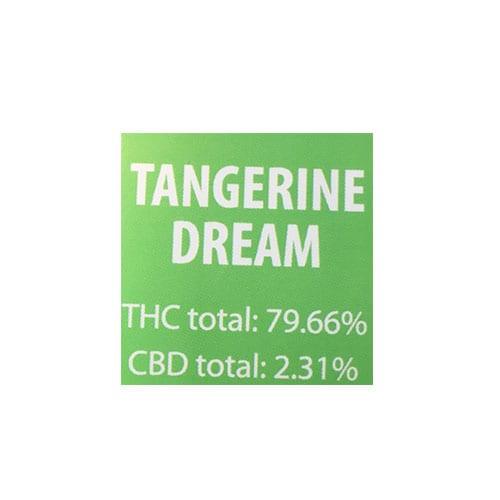 Tangerine Dream Green Gold