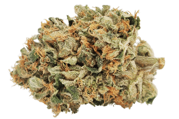 Death Bubba strain nug picture