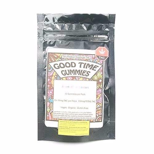 Order THC Gummy Bears online