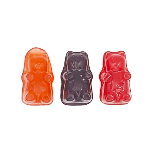 Order THC Infused Gummies online, THC:CBD Infused Gummies too