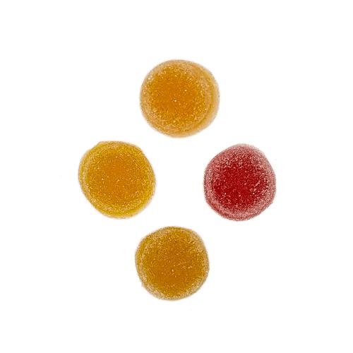 Tetra Bites Organics indica gummies