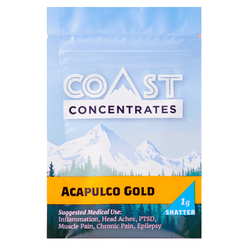 Order Acapulco Gold Shatter online Canada