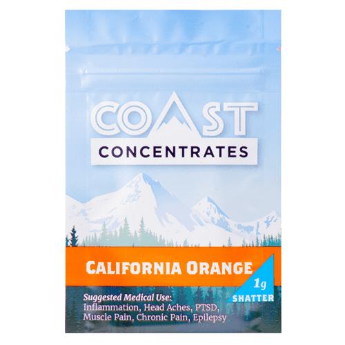 Order California Orange Shatter online