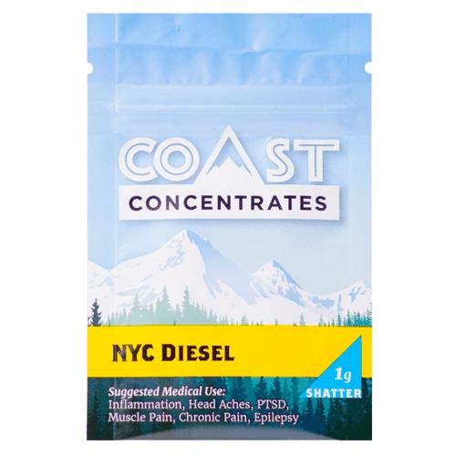 Order NYC Diesel Shatter Online Canada