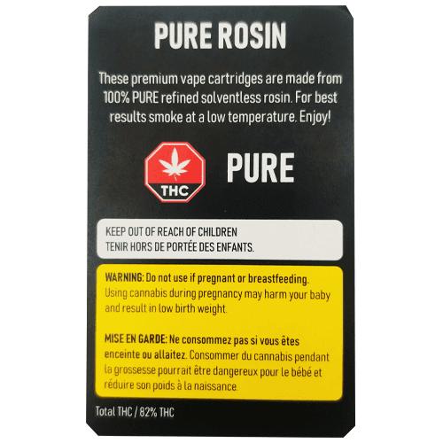 Green Crack God Rosin Vape Refill Online Canada