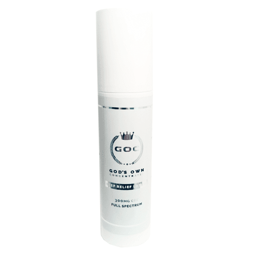 Deep Relief Full Spectrum CBD Cream