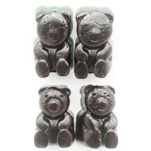 100mg THC Gummy Bears (400mg Total)
