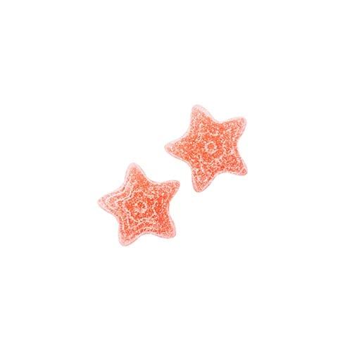 100mg THC Pink Lemonade Gummy Stars picture