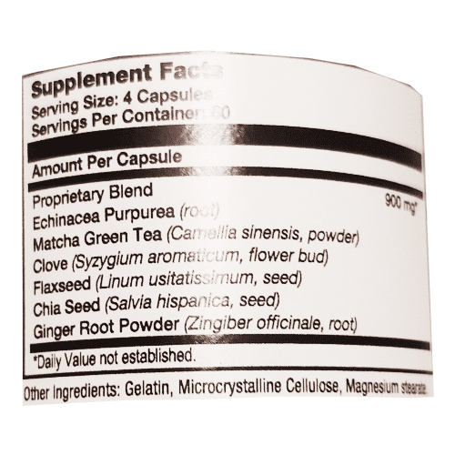 better high supplement ingredients