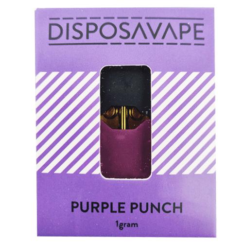purple punch pod by disposavape online canada
