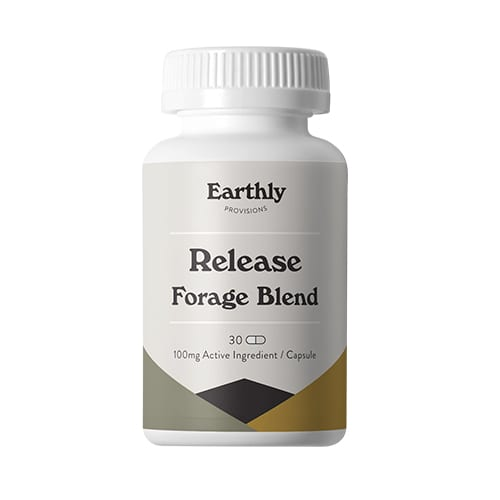100mg Release Forage Blend