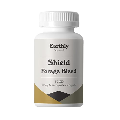 100mg Shield Forage Blend