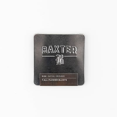 Sativa Rise Blunts by Baxter