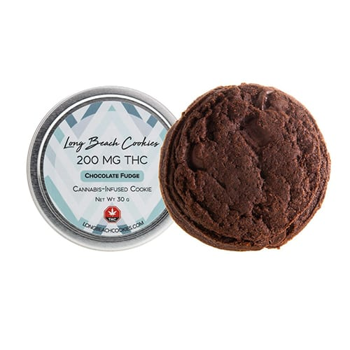 buy 200mg THC Chocolate Fudge Cookie online Canada
