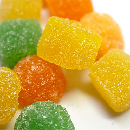 200mg THC Fruit Gummies picture
