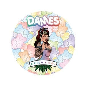 Dames Cannabis Gummy Co. logo