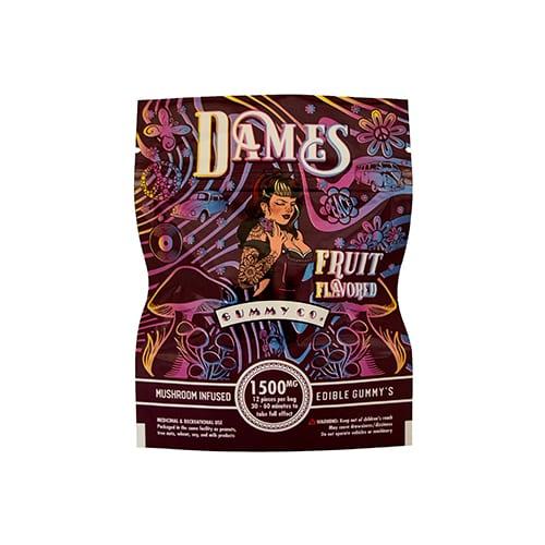 buy 1500mg Psilocybin Gummies onnline Canada by Dame's Gummy Co