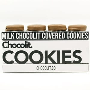 buy 400mg THC Milk Chocolate Cookies online
