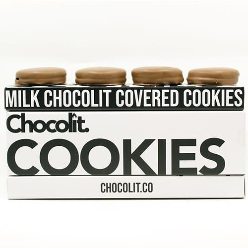 buy 400mg THC Milk Chocolate Cookies online