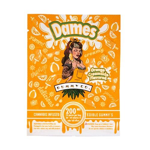 buy 200mg THC Orange Creamsicle Gummies online