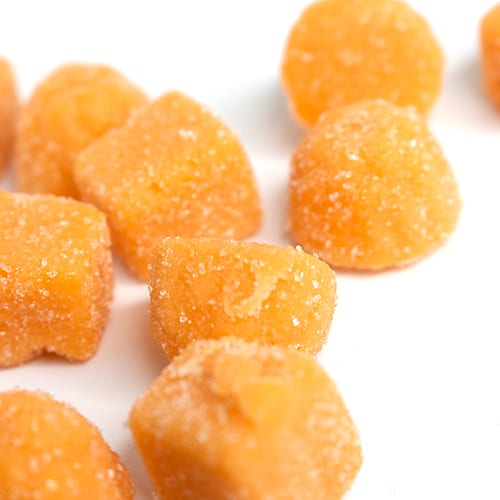 200mg THC Orange Creamsicle Gummies picture