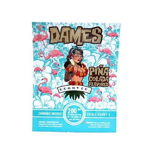 buy 200mg THC Piña Colada Gummies online