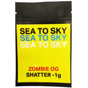 buy Zombie OG Shatter online Canada