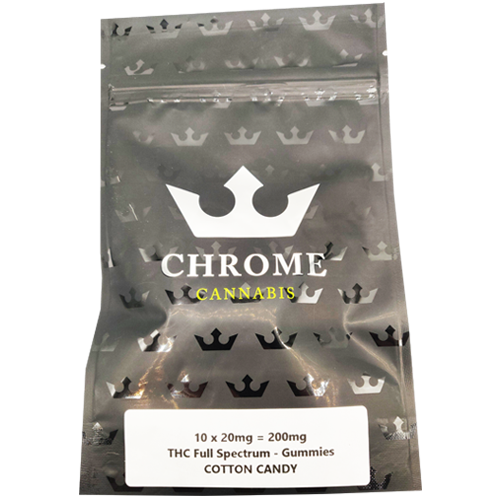 buy 200mg THC Cotton Candy Gummies online