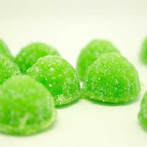 200mg THC Green Apple Gummies