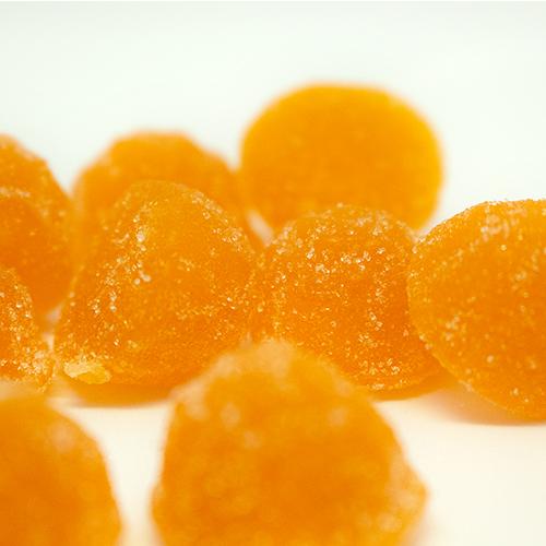 200mg THC Orange Gummies