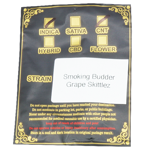 Grape Skittlez Budder by Quadstars