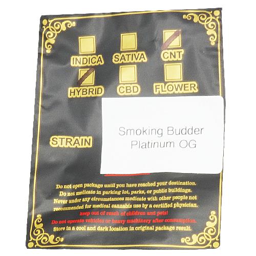 Platinum OG Budder by Quadstars
