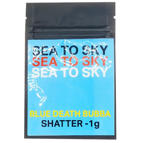 Blue Death Bubba shatter deal online Canada