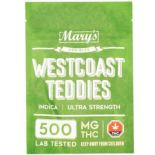 buy 500mg THC West Coast Teddies online Canada