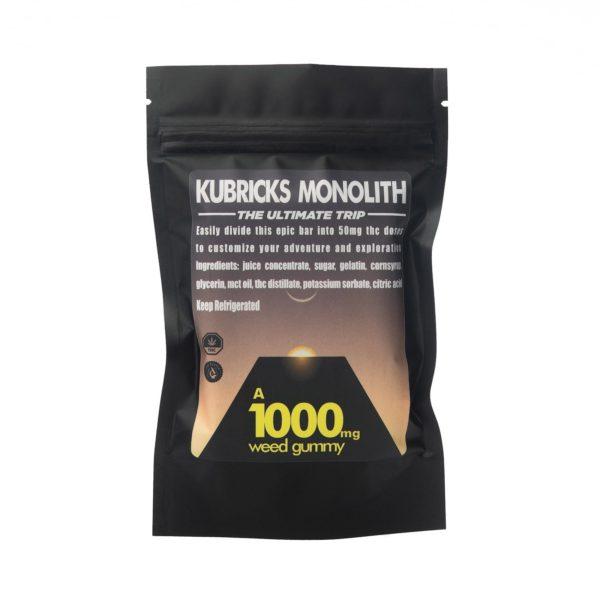 buy 1000mg THC Monolith Gummy online Canada