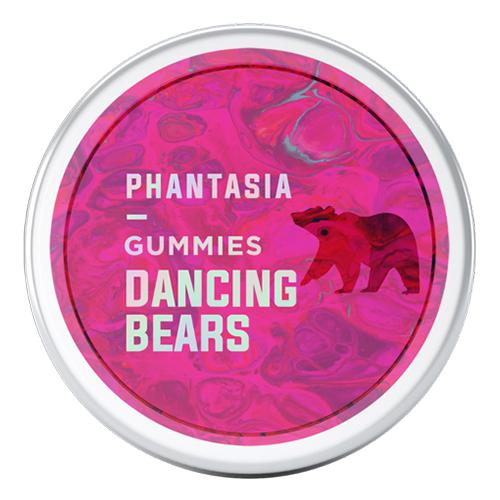 Phantasia 100mg Psilocybin Dancing Bears online Canada