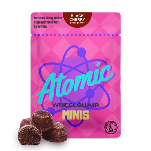 buy 1200mg THC Black Cherry Mini Pucks online Canada